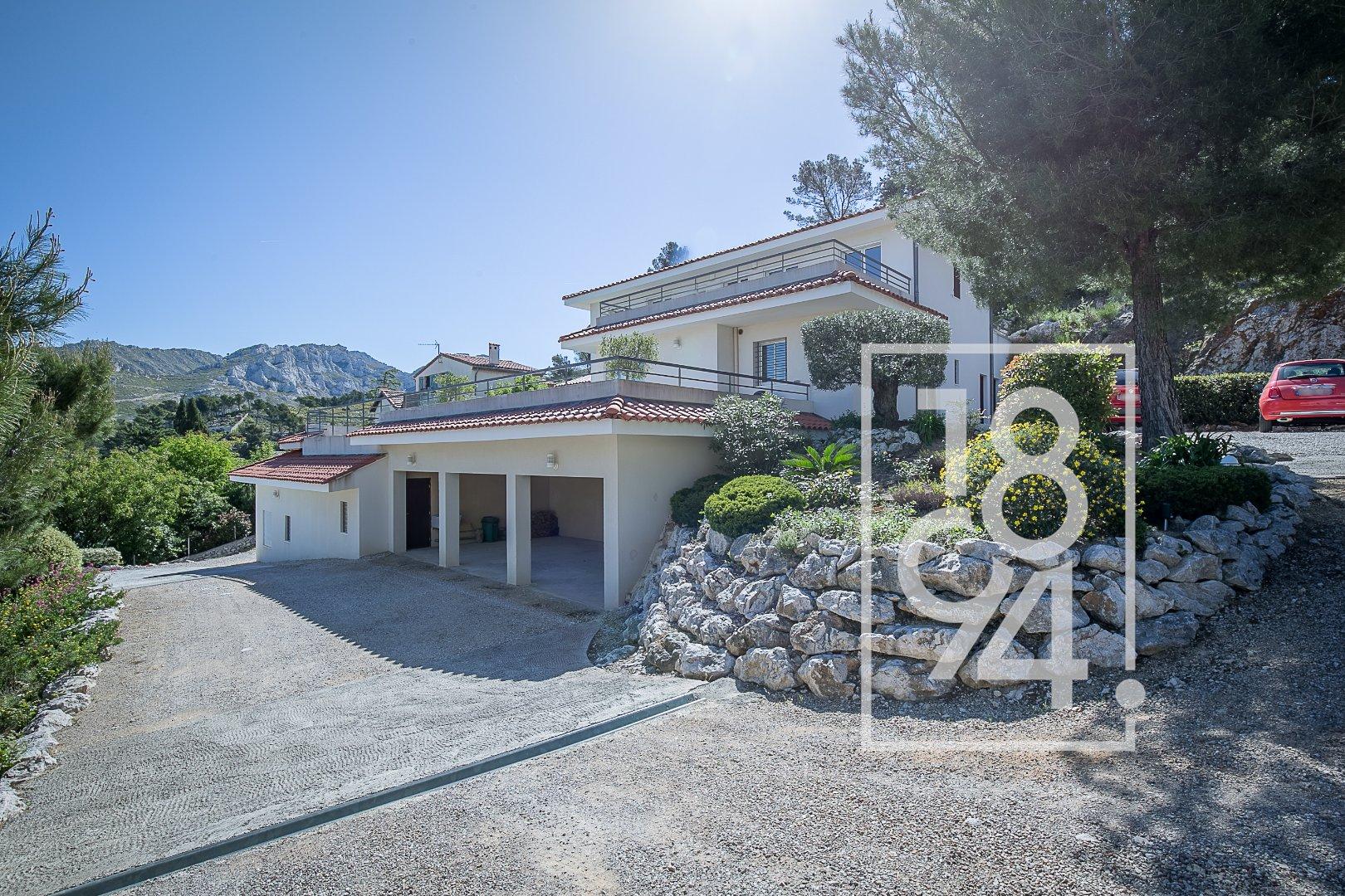 Exclusivité Villa d'architecte 275m² avec vue panoramique