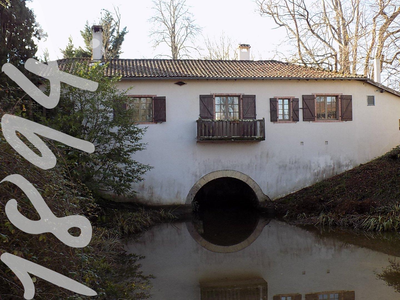 Moulin rénové
