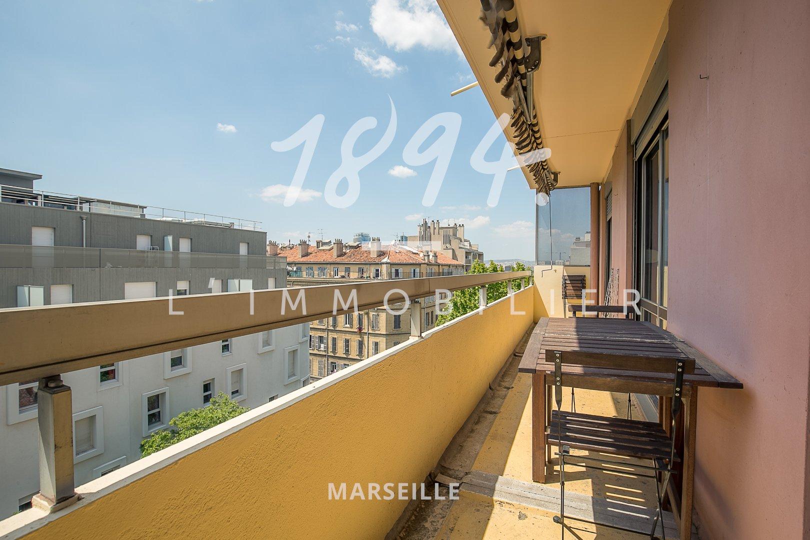 Appartement T2 de 43m2 idéal investisseur