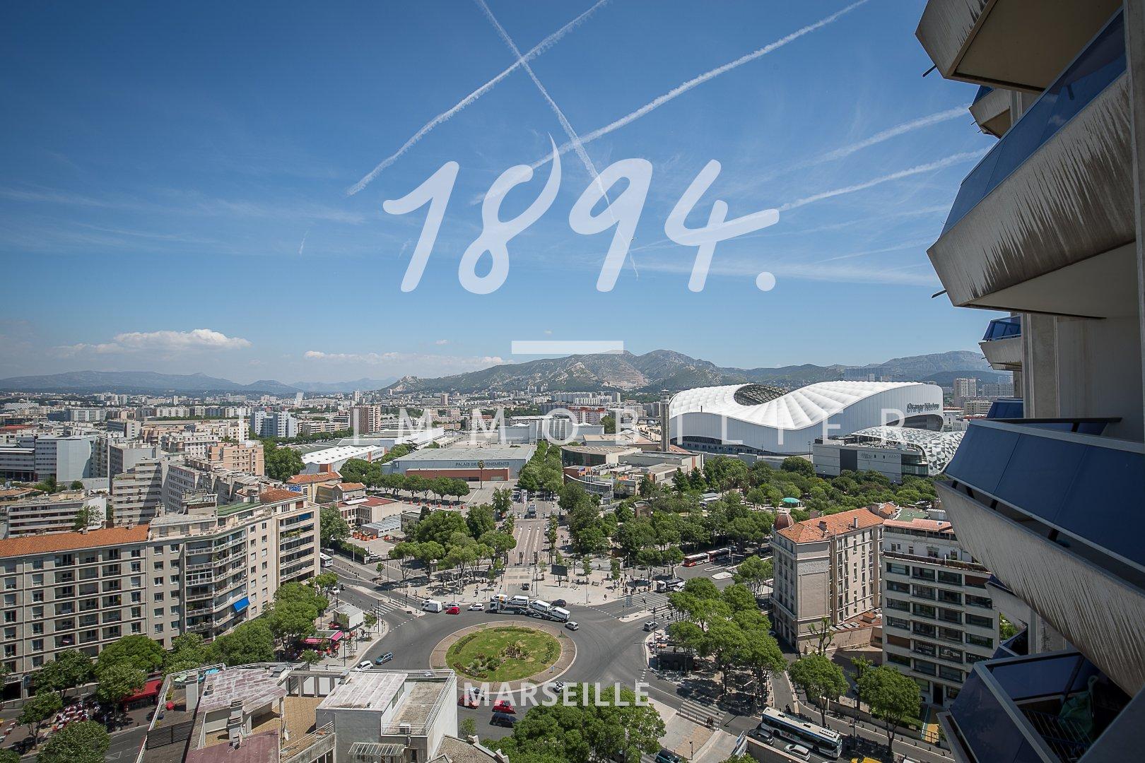 T2 43m² réaménagé - Grand Pavois - Terrasse de 10m²