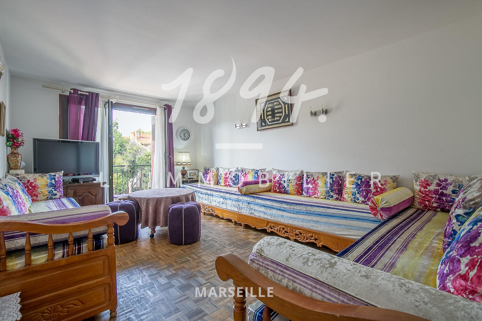 Spécial investisseur : Appartement T3 avec revenu locatif