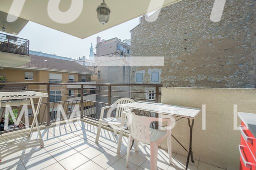 EXCLUSIVITE/APPARTEMENT TYPE 3 DE 82M2 AVEC TERRASSE DE 7M2 QUARTIER 7EME ARRONDISSEMENT