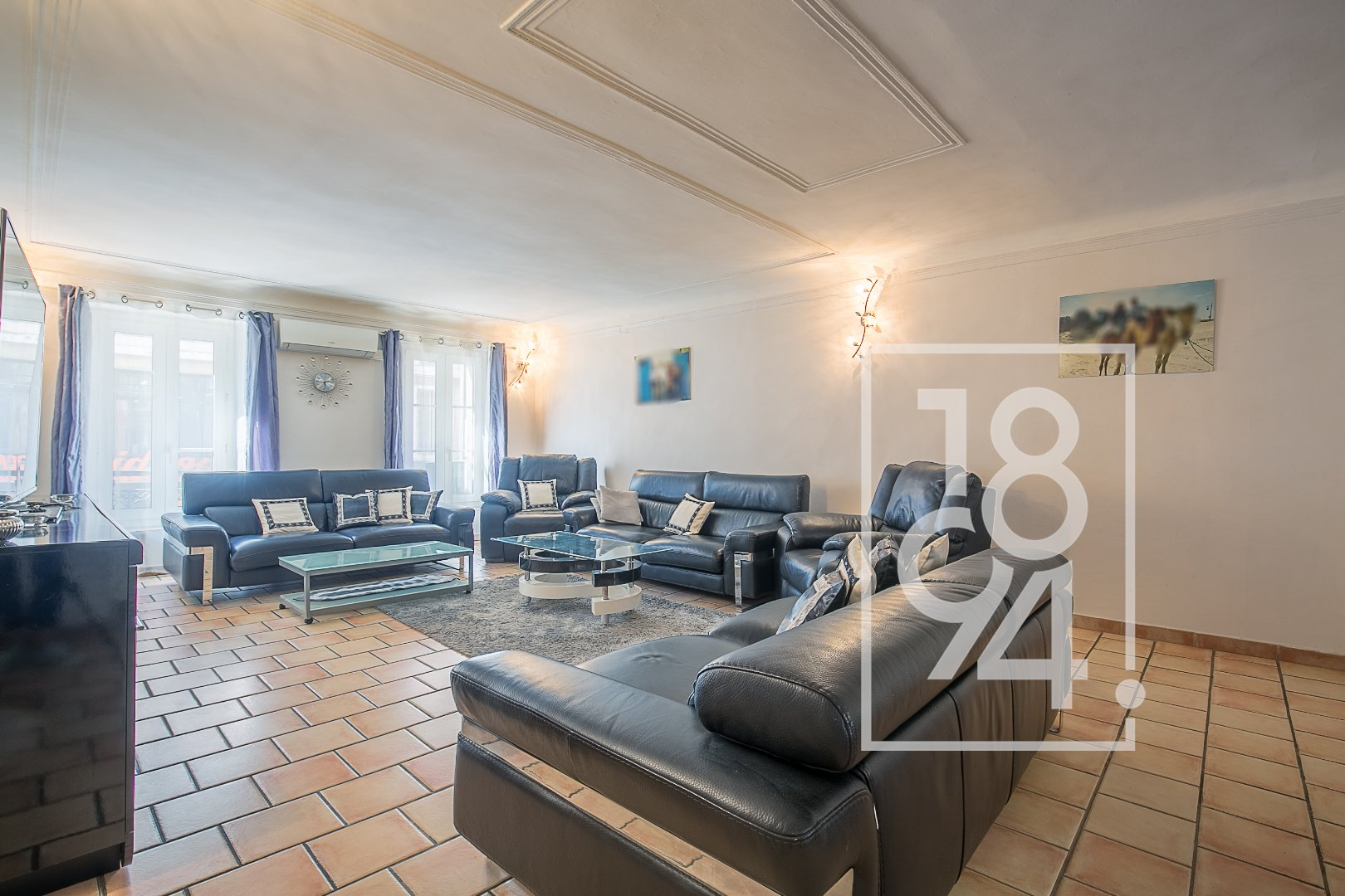 Très grand appartement Bourgeois de type 4