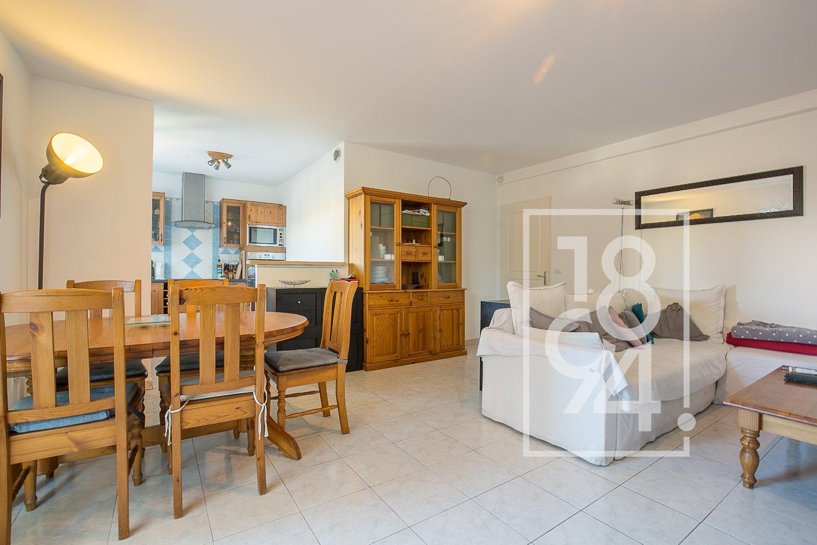 Appartement type 4 76 m2 avec box et parking dans le secteur de SAINTE-MARTHE