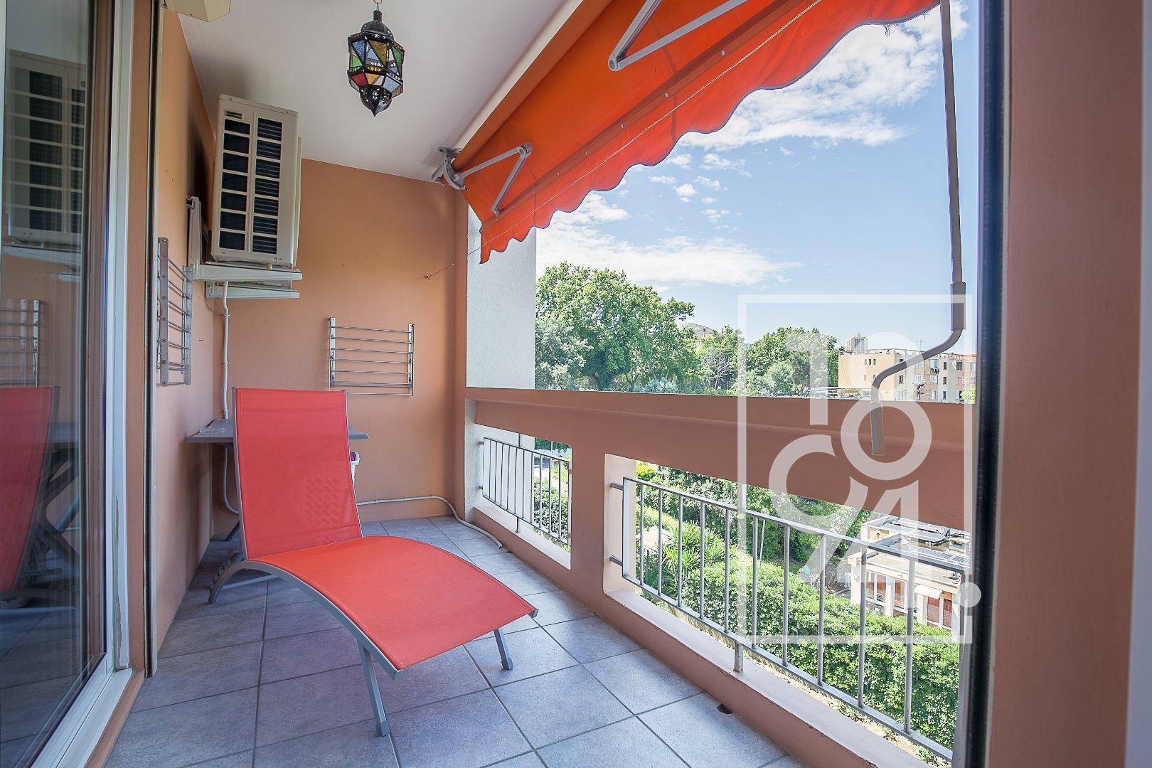 Appartement T4 de 83 m² avec cave dans le quartier de LA VALBARELLE