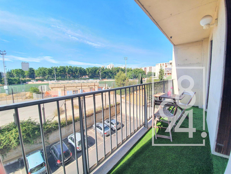 T2 de 30 m² avec balcon et cave - SAINT JUST/CHUTES LAVIE