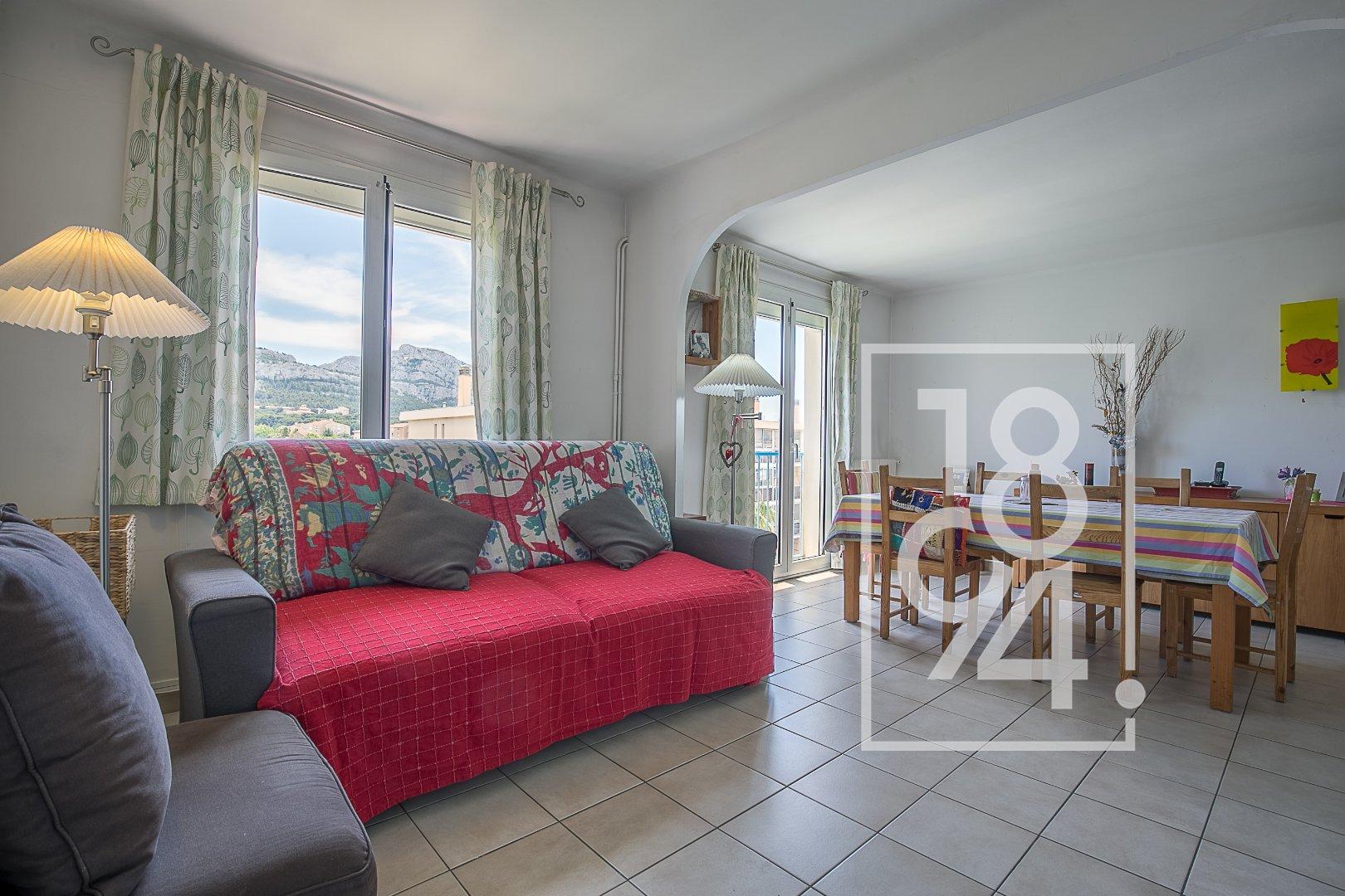 Appartement T3/4 61m² Secteur Lapin Blanc - Bonneveine
