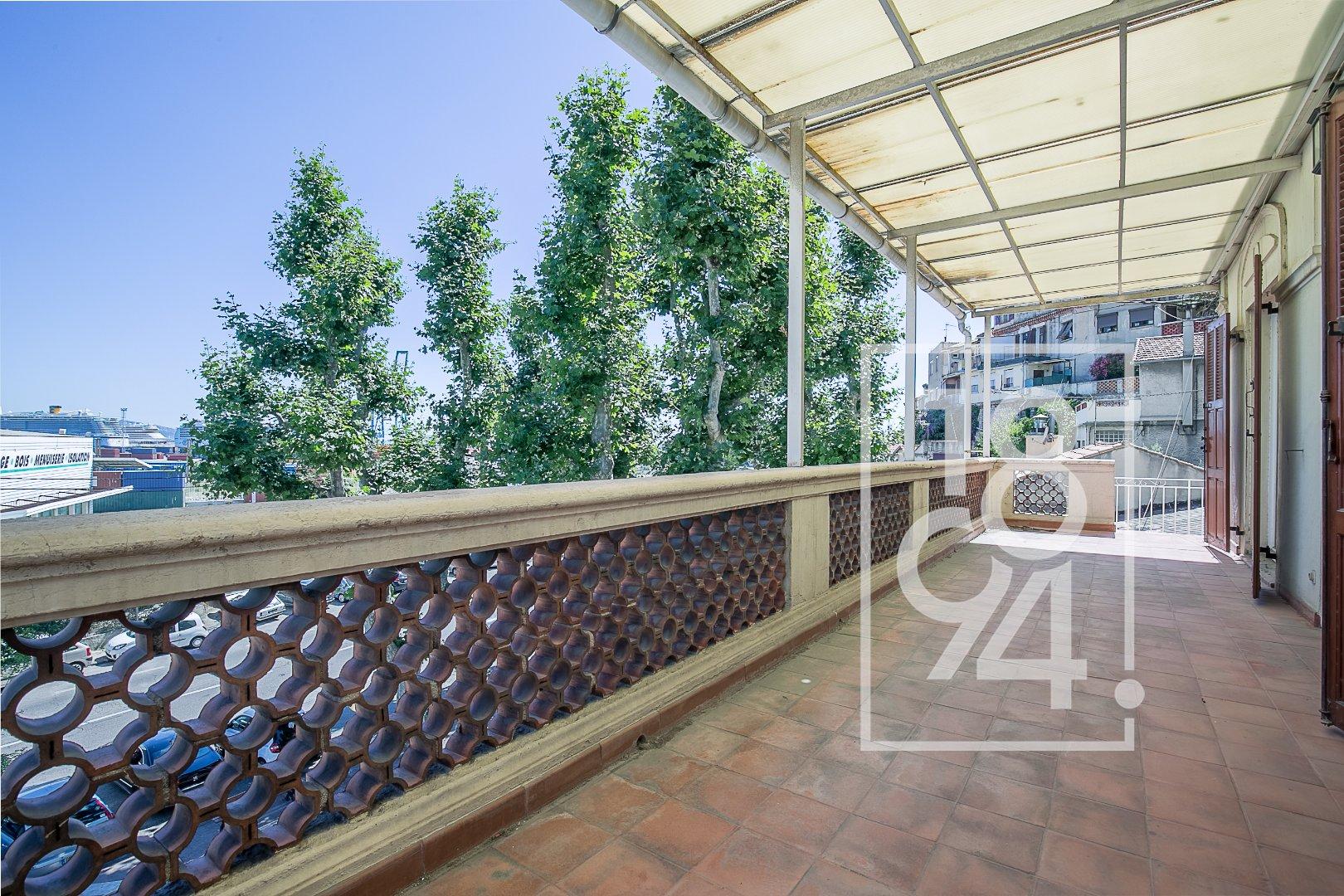 Appartement type 4 de 79m² - 2 terrasses - rénové à la vente