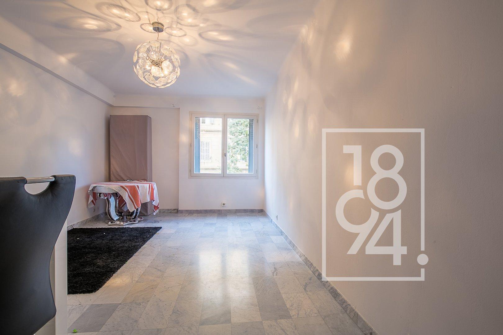 Opportunité dans résidence bien entretenue T4/5 avec balcon-Véranda