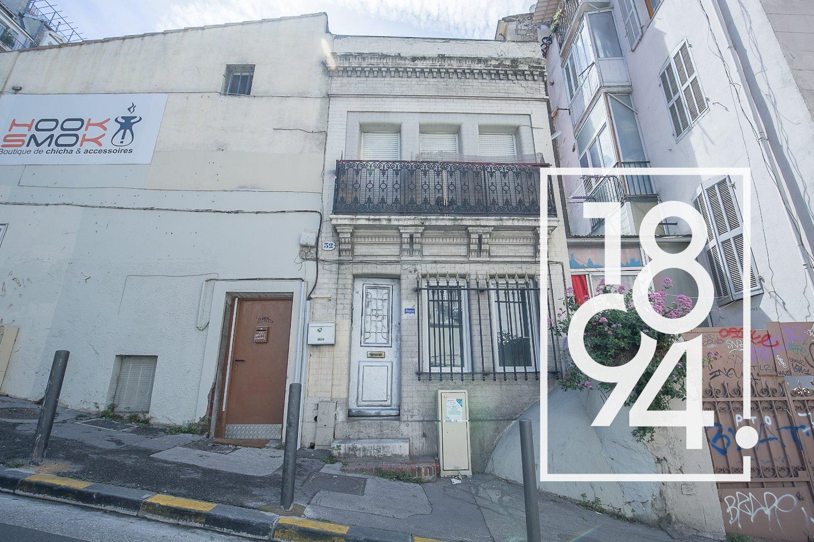 Maison de Ville secteur Notre-dame-du-mont / Préfecture