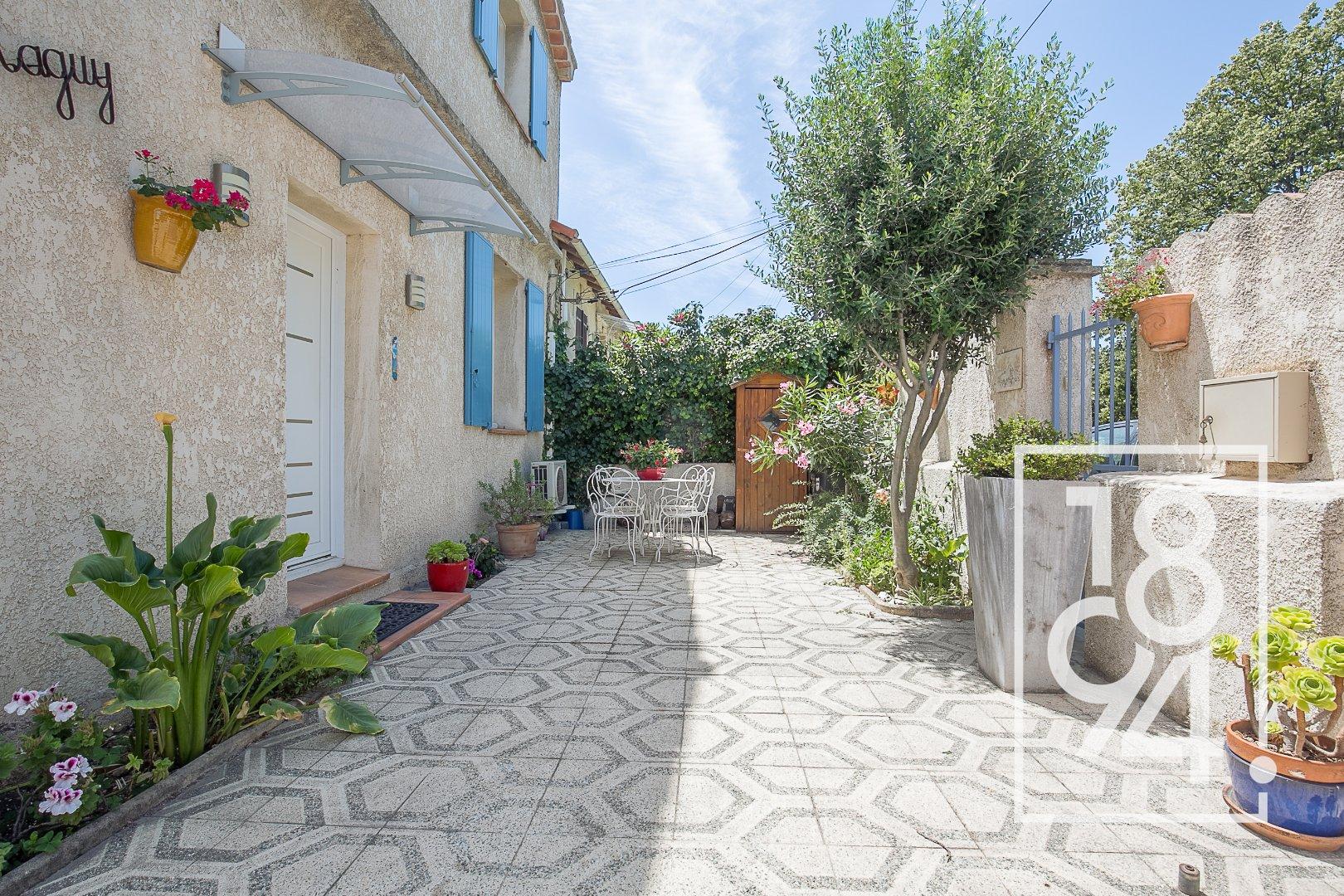 Maison + T2 indépendant et garage - Saint-Giniez / Saint-Anne