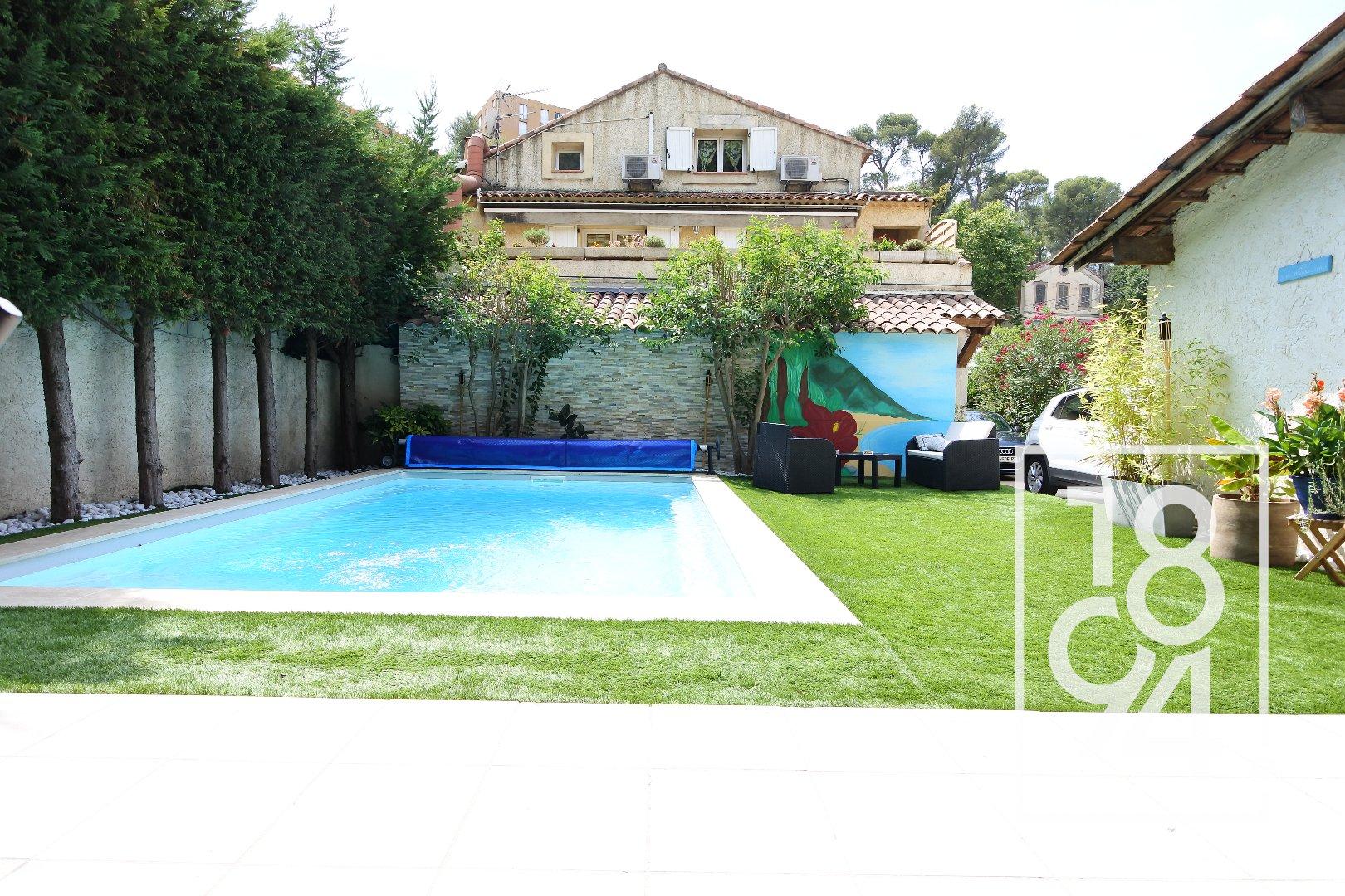 MAISON T4 93m2 avec piscine