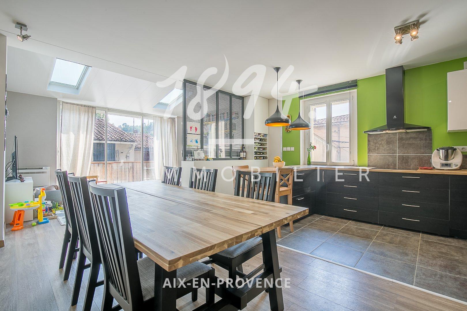 Appartement type 3 d'environ 88 m2