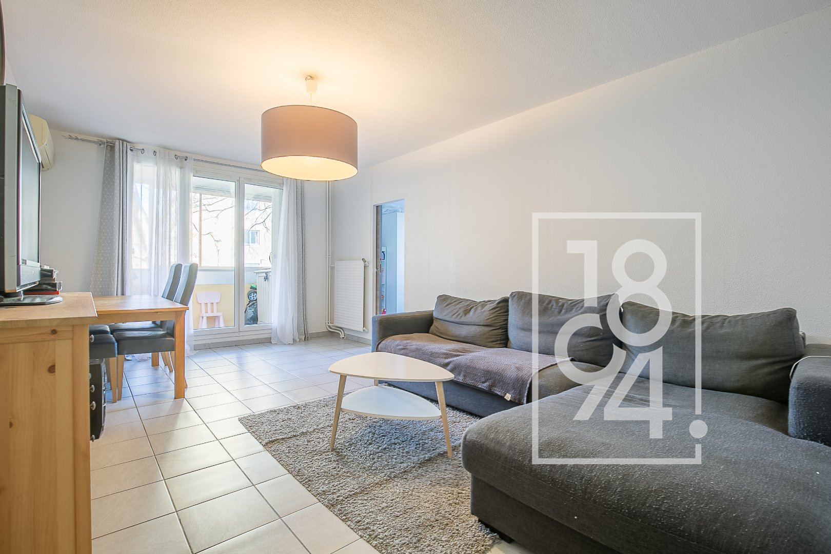 Appartement T4 d'environ 85m² à Vitrolles