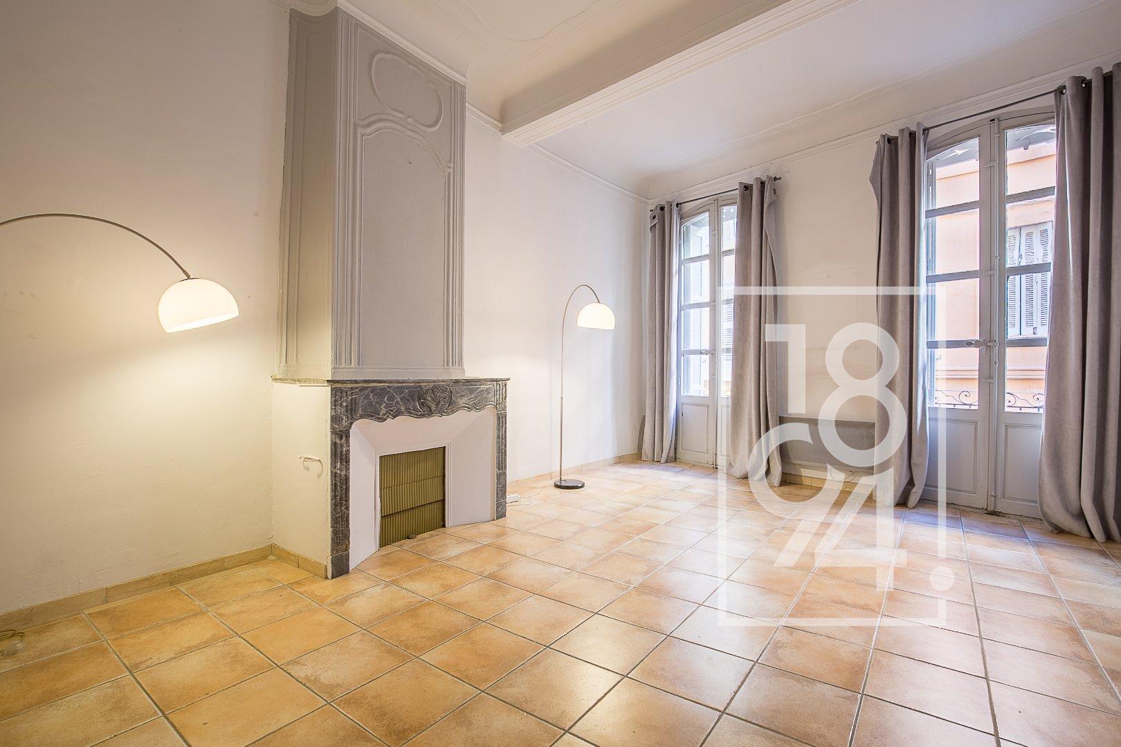 Appartement de 41m2 dans une rue prisée du centre ville d'Aix en Provence