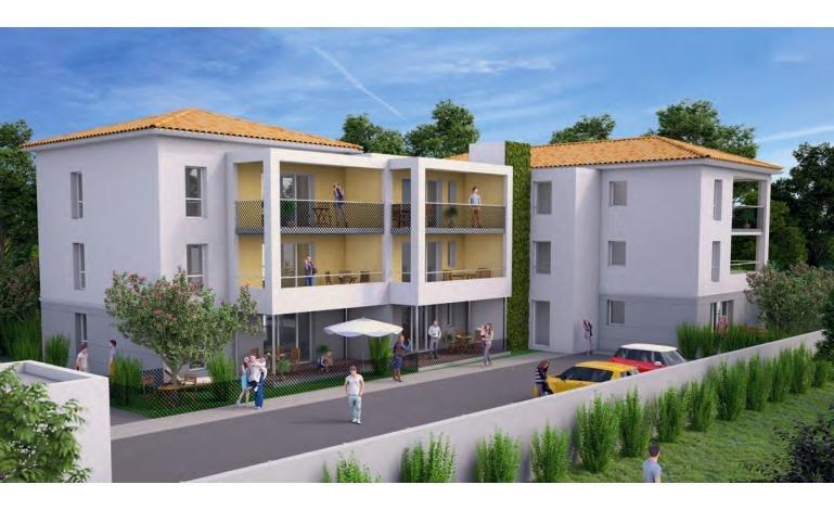 Appartement T3/T4 de 70m2 avec jardin livré fin décembre 2020