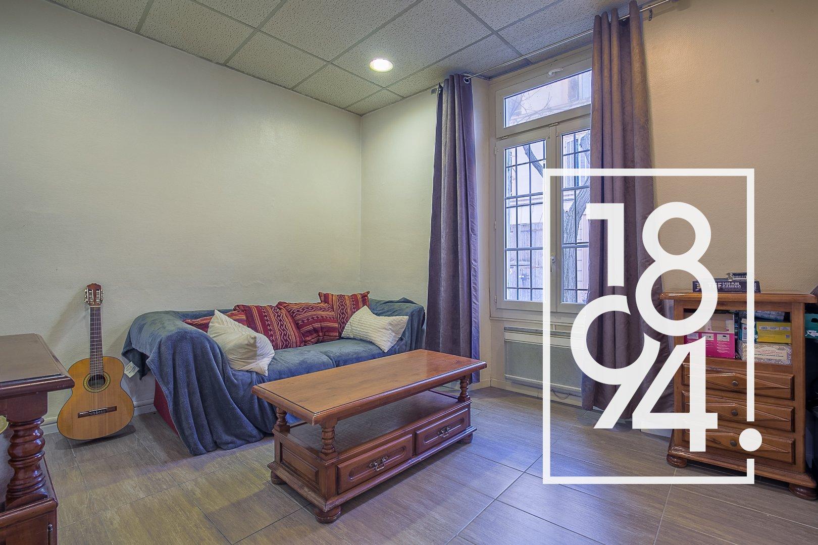 Appartement de type T3 rénové, à Gardanne