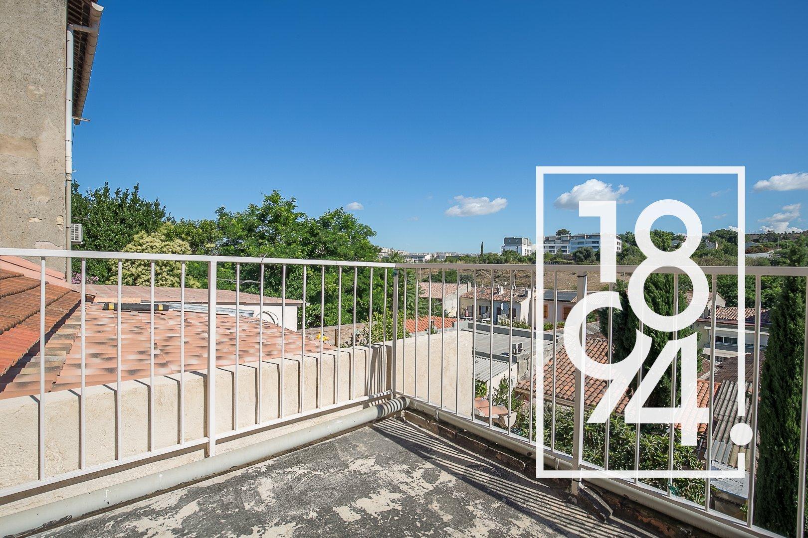 Appartement T2 avec terrasse, idéal investisseur