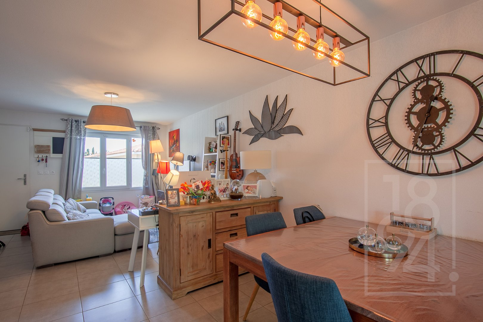 Maison de 81m2 avec terrasse et garage à Saint Martin de Crau