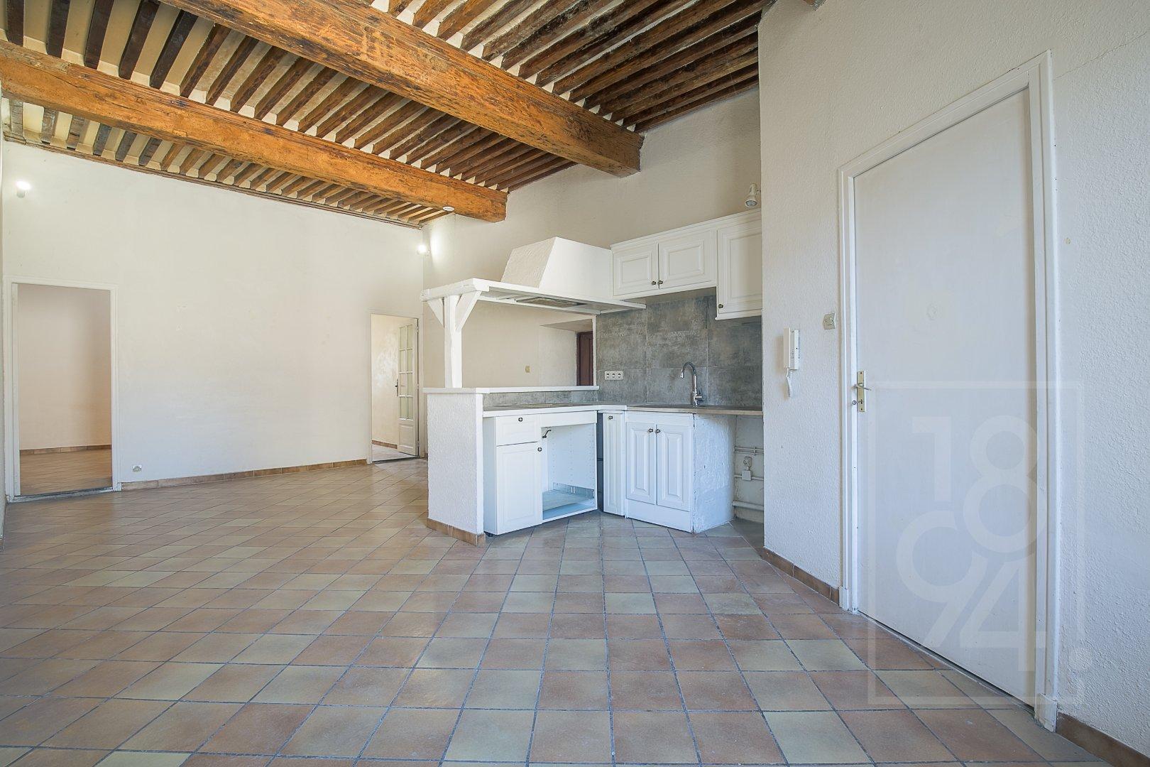 Appartement de type 3 de 52 m2 à Trets