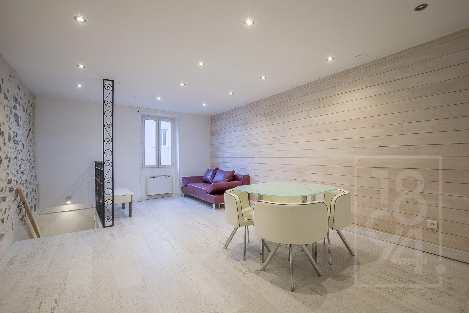 Appartement de type T1, entièrement rénové, dans le centre ville de Gardanne