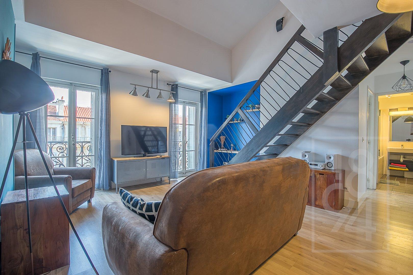 Appartement Duplex T3 de 91m² Rue de la République