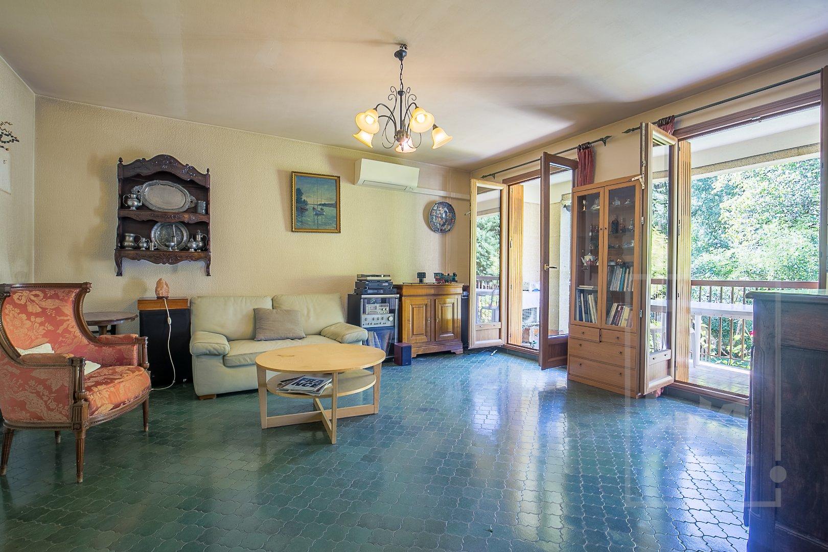 Appartement T3/4 de 89m² avec garage Quartier La Torse