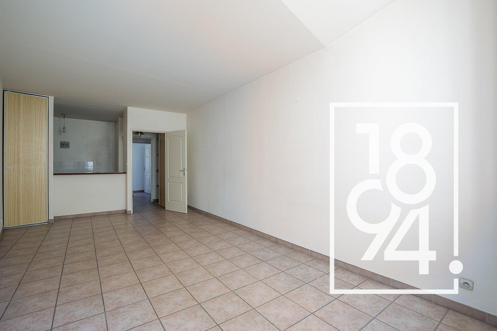 Appartement T3 61m² au coeur du panier