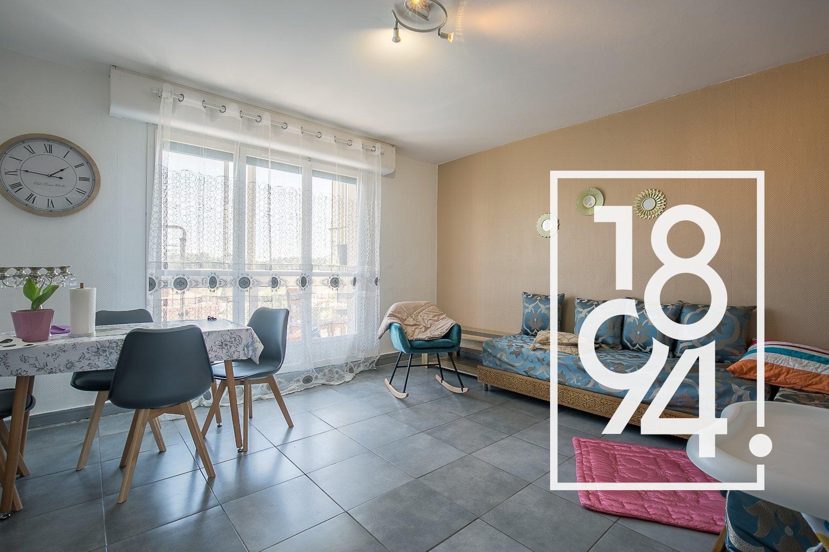 Appartement T3 59m2
