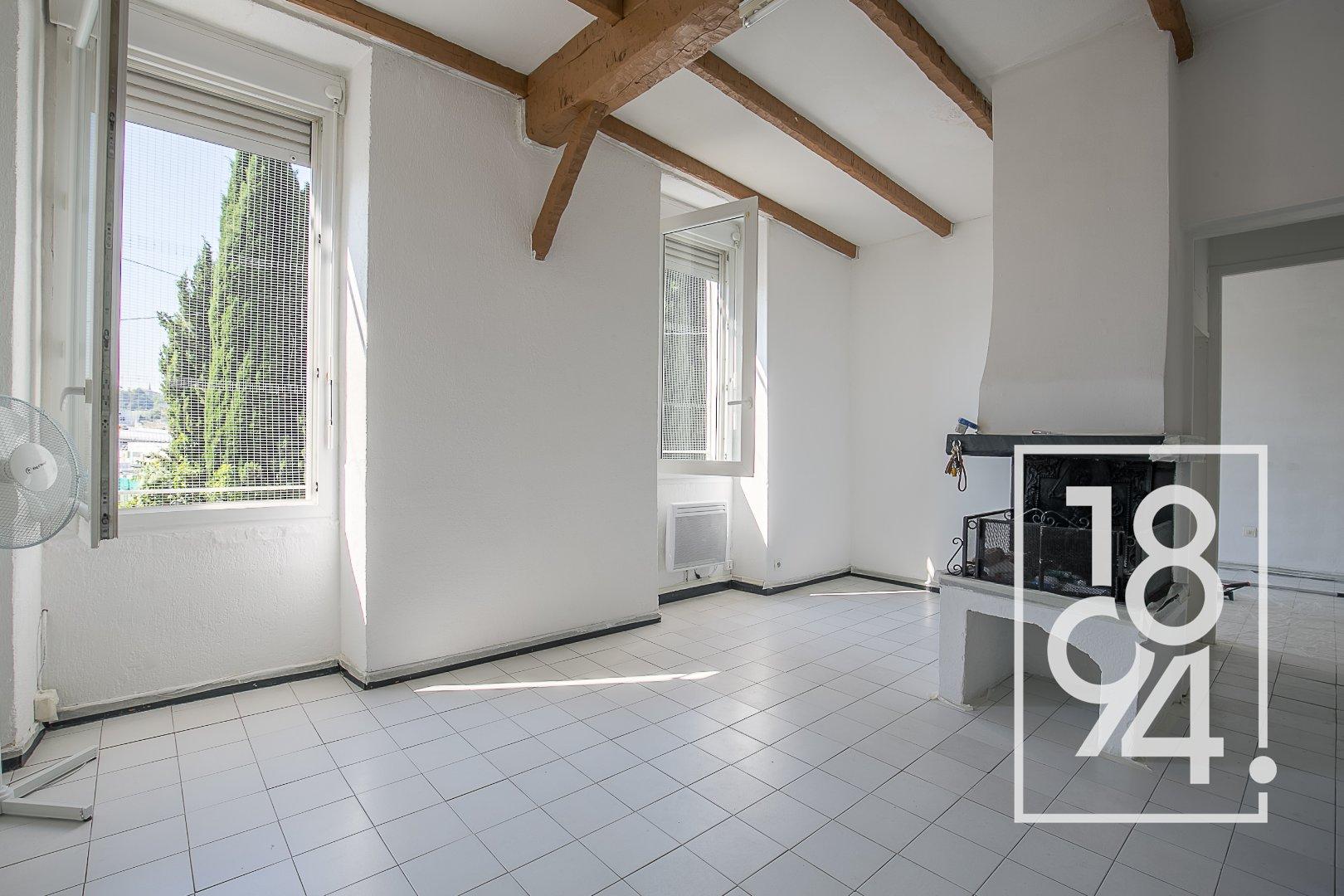 Appartement type 2 Chaleureux