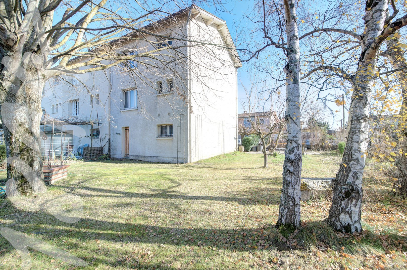 Maison 92m² Villeneuve-Tolosane