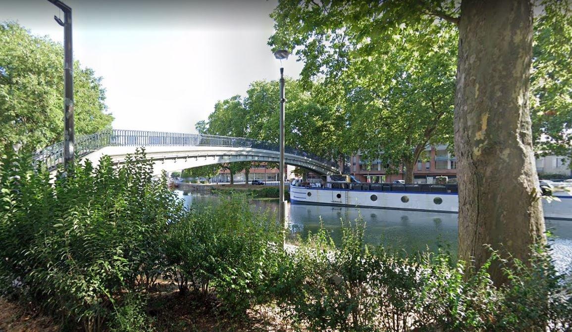 EXCLUSIVITE!!!   Appartement T3 avec parking, Hyper centre, Toulouse, Busca