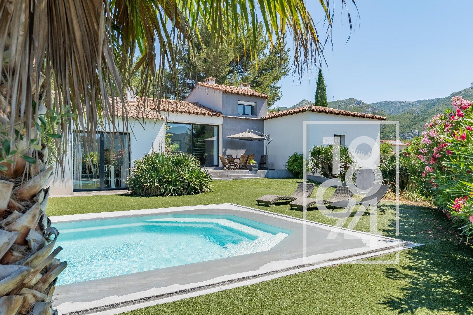 Villa californienne Gémenos sur 2000m² de terrain