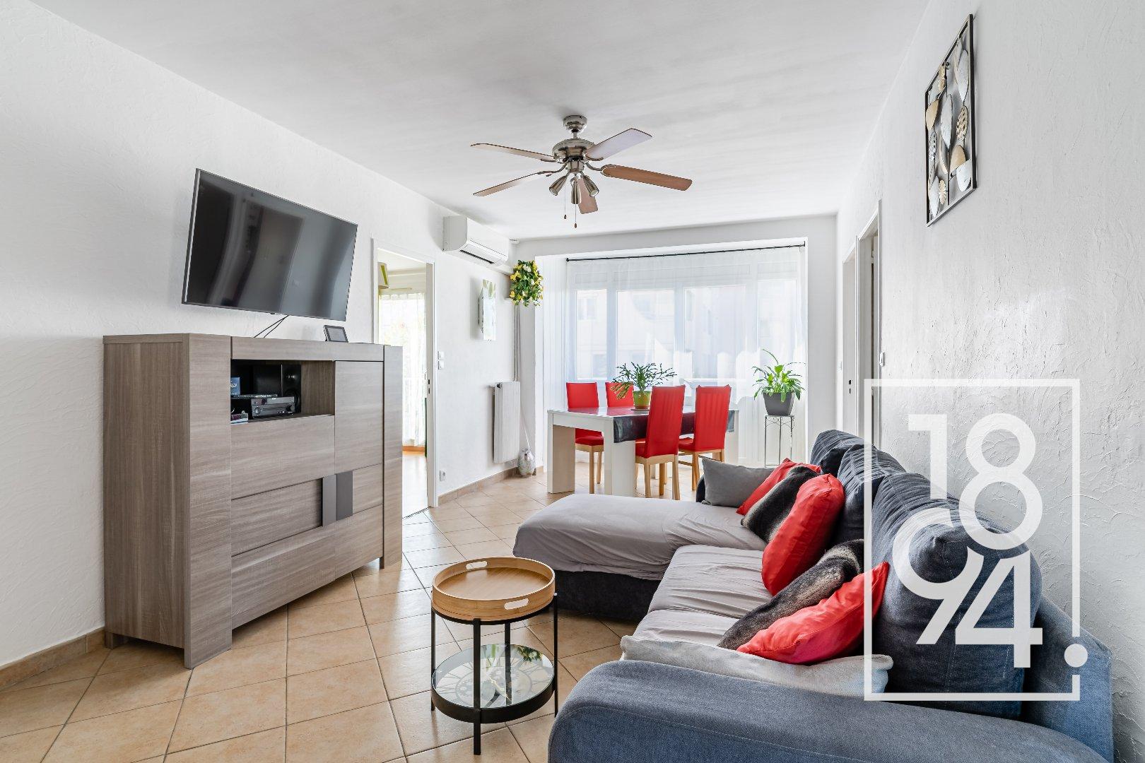 Appartement T5 en résidence à Aubagne
