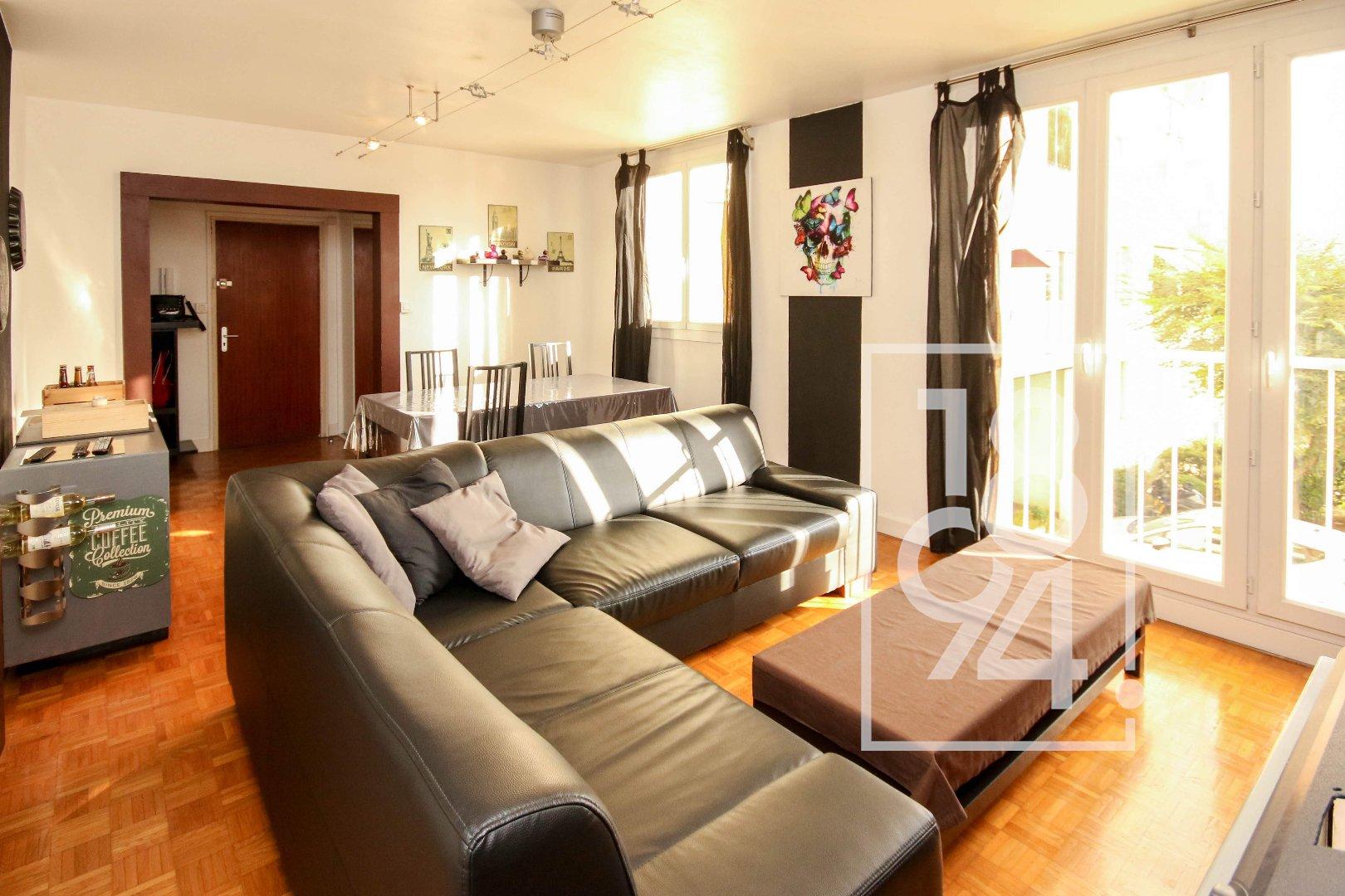Exclusivité Appartement T3 rénové 80m2