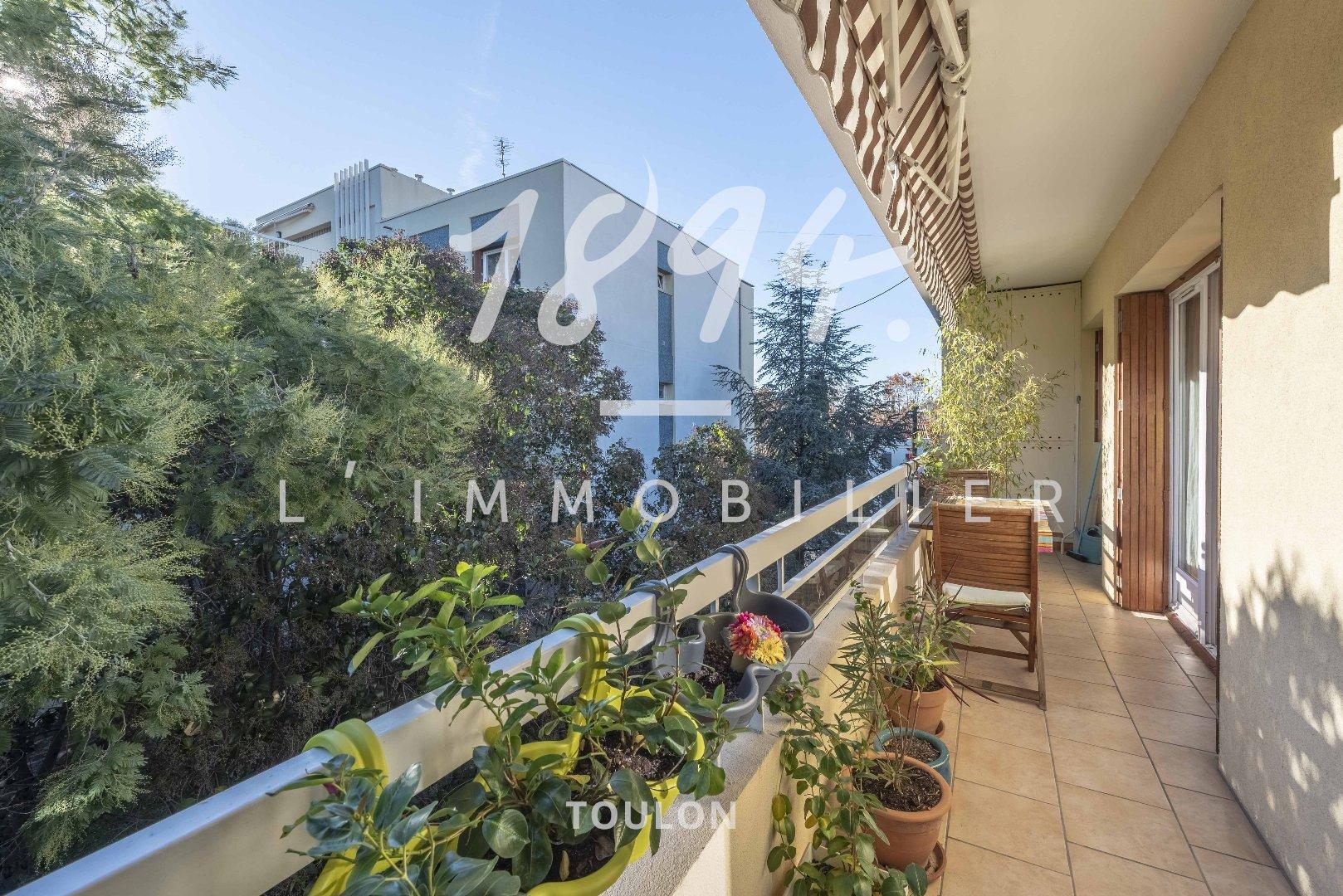 T3 70m² ,Terrasse au calme