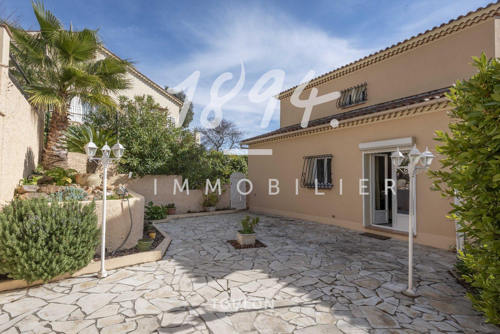 Rare à la vente maison 109m²+ Appartement en rez de jardin 90m²