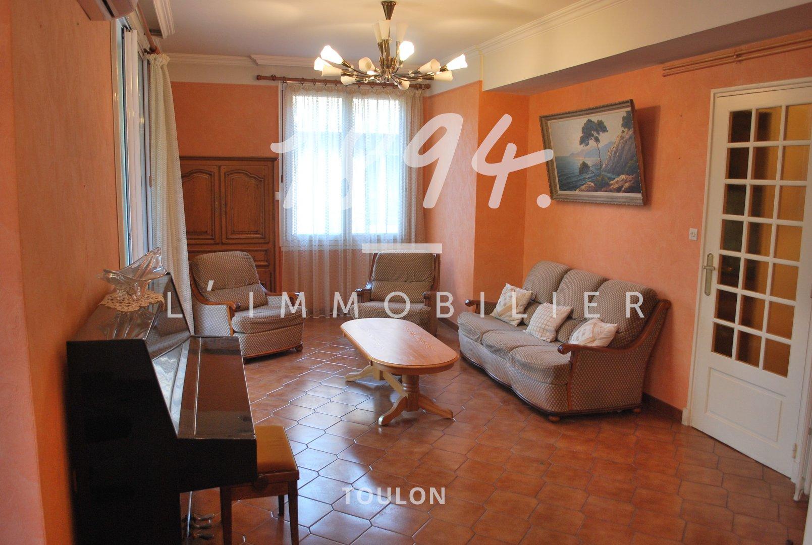 Appartement T3 81m²