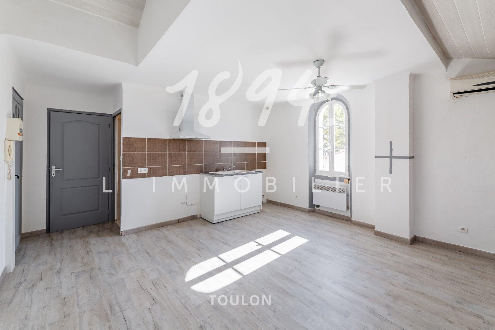 Appartement T3 rénové -  50m²