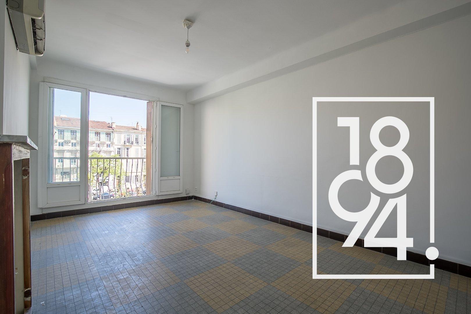 Appartement T3 62m2