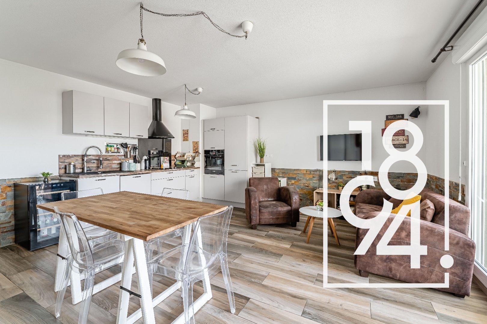 Exclusivité appartement type 2 43m2